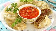 Фото рецепта Ханум с мясом