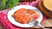 Фото рецепта Солёная чавыча