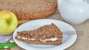 Фото рецепта Тёртый пирог с творогом