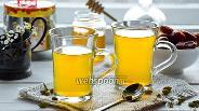 Фото рецепта Финиковый чай с годжи