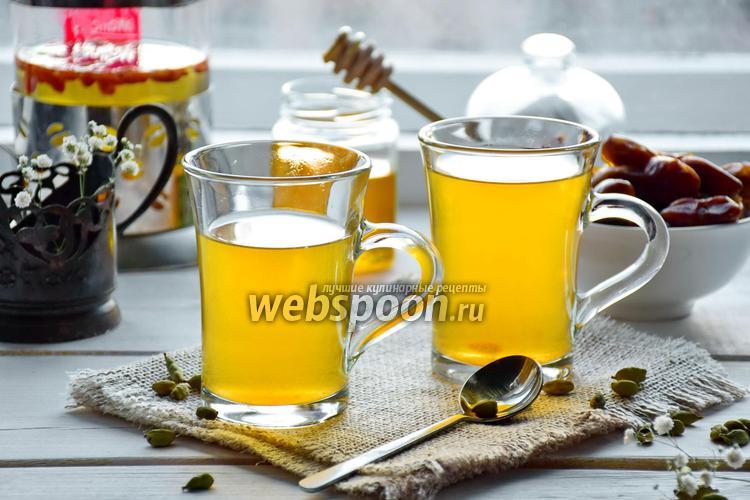 Фото Финиковый чай с годжи