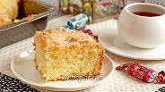 Фото рецепта Сахарный пирог