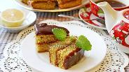 Фото рецепта Лимонное пирожное