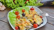 Фото рецепта Запеканка из кабачков и баклажанов