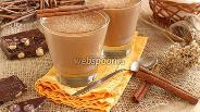 Фото рецепта Сливочно-шоколадный мусс