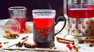 Фото рецепта Ягодный морс без варки