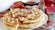 Фото рецепта Кутабы с мясом