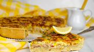 Фото рецепта Пирог с тунцом