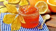 Фото рецепта Варенье из тыквы с апельсином и лимоном