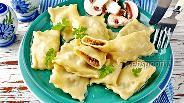 Фото рецепта Равиоли с грибами