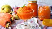 Фото рецепта Пюре из яблок и моркови для детей