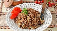 Фото рецепта Чечевица с гречкой
