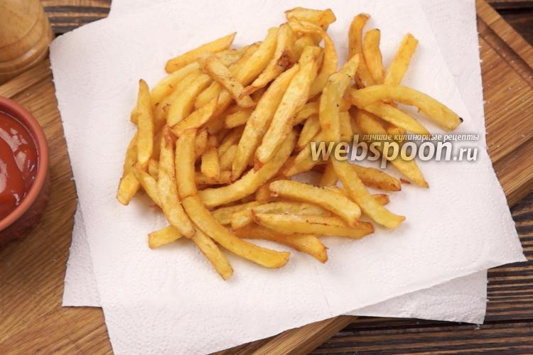 Картофель фри в домашних условиях - пошаговый рецепт 63