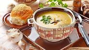 Фото рецепта Суп картофельный с грибами