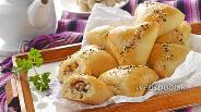 Фото рецепта Пирожки с вёшенками