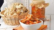 Фото рецепта Салат на зиму из вёшенок