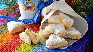 Фото рецепта Сметанное печенье без яиц