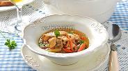 Фото рецепта Грибной суп в духовке