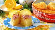 Фото рецепта Лимонный манник
