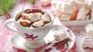 Фото рецепта Горячий шоколад с зефиром