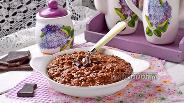 Фото рецепта Шоколадная овсянка