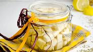 Фото рецепта Маринованный сельдерей на зиму