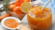 Фото рецепта Варенье из тыквы с мандарином и лимоном