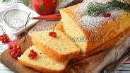 Фото рецепта Манник на сметане
