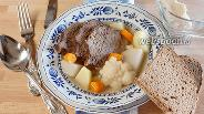 Фото рецепта Вареная говядина «Tafelspitz»