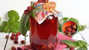Фото рецепта Малиновый компот на зиму