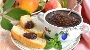Фото рецепта Шоколадное повидло из яблок и груш