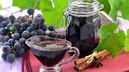 Фото рецепта Сироп из красного вина