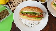 Фото рецепта Хот-дог с травами