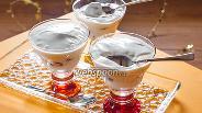 Фото рецепта Чернослив со сметаной и грецким орехом