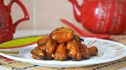 Фото рецепта Мидии в соевом соусе
