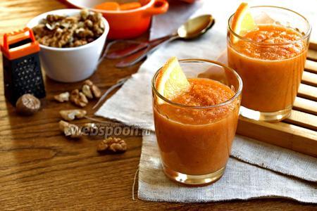 Морковный смузи