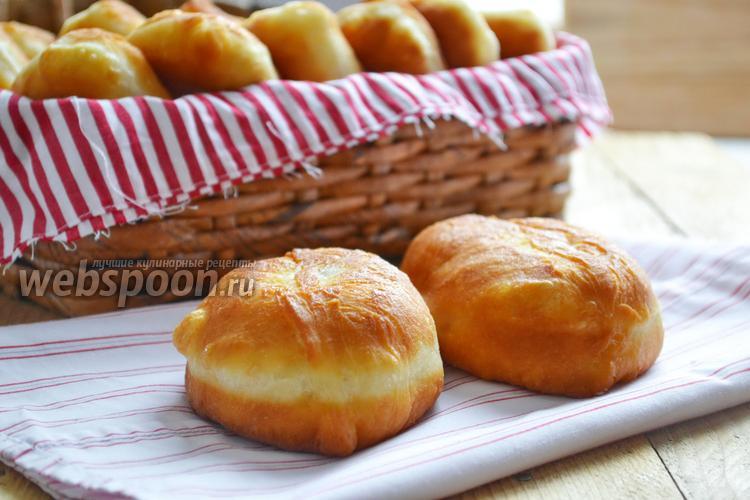 Фото Пирожки с солёными огурцами