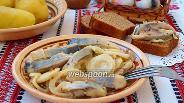 Фото рецепта Сельдь в горчичном соусе