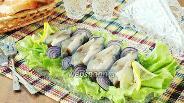 Фото рецепта Скумбрия солёная в масле