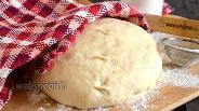 Фото рецепта Дрожжевое тесто в мультиварке