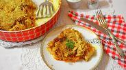 Фото рецепта Бигус из квашеной капусты