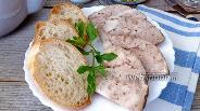 Фото рецепта Ветчина в ветчиннице Белобока