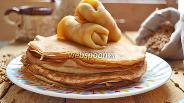 Фото рецепта Бабушкины блины