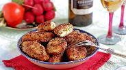 Фото рецепта Куриные котлеты с сыром и яйцом