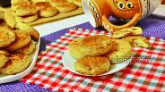 Фото рецепта Слоёные дрожжевые булочки