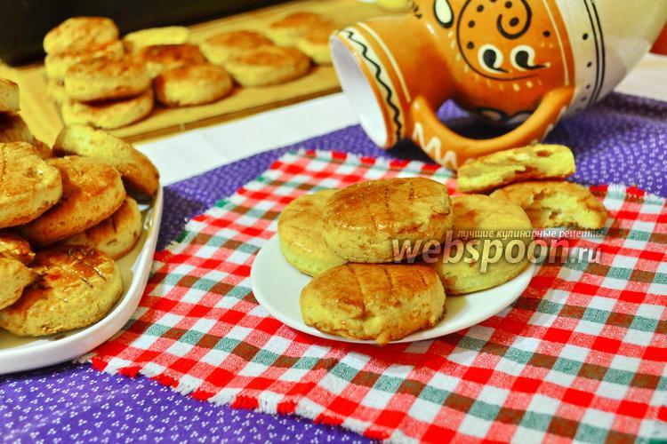 Фото Слоёные дрожжевые булочки