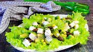 Фото рецепта Салат с красной фасолью