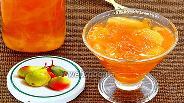 Фото рецепта Варенье из груш и апельсинов в мультиварке