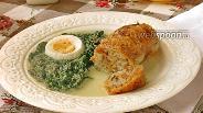 Фото рецепта Фаршированные куриные шейки