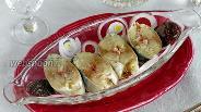 Фото рецепта Скумбрия солёная с черносливом